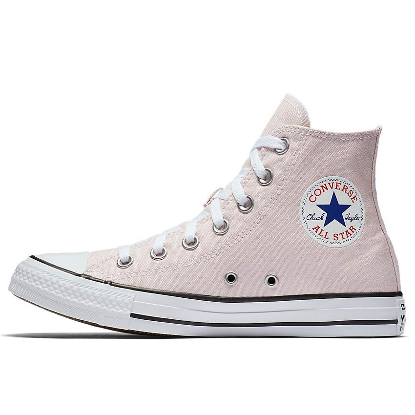 Chuck Taylor All Star Seasonal High Top in Barely Rose - Converse ...